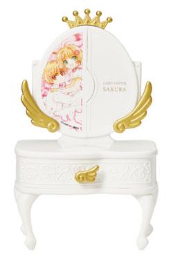 Card Captor Sakura Piccolo Dresser White Ver. 23 cm