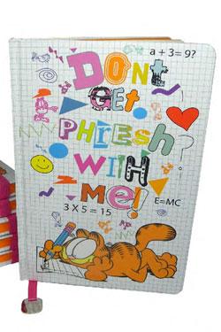 Garfield Notebook A5 Phresh