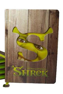 Shrek Notebook A5 Shrek