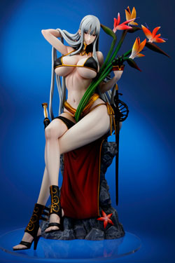 Valkyria Chronicles Duel PVC Statue 1/6 Selvaria Bles (Everlasting Summer) 25 cm