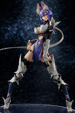 7th Dragon III Code VFD PVC Statue 1/7 Rune-Knight 24 cm