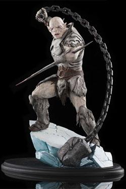 The Hobbit The Battle of the Five Armies Statue 1/6 Azog Commander of Legions 44 cm