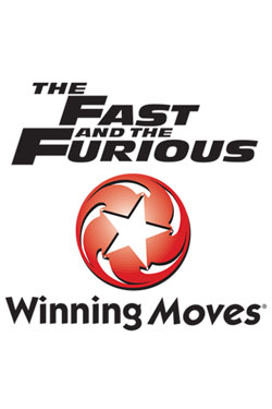 Fast & Furious Board Game Monopoly *English Version*