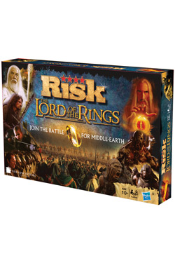 Lord of the Rings Board Game Risk *English Version*