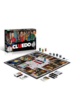 The Big Bang Theory Board Game Cluedo *German Version*