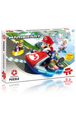 Mario Kart Jigsaw Puzzle Funracer