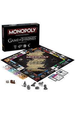 Game of Thrones Board Game Monopoly Collectors Edition *German Version*