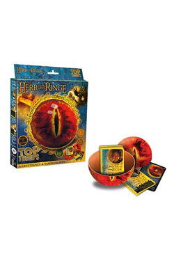 Lord of the Rings Top Trumps with Tin box *German Version*