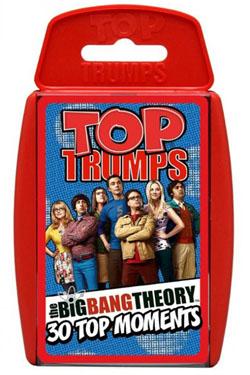 The Big Bang Theory Top Trumps *German Version*