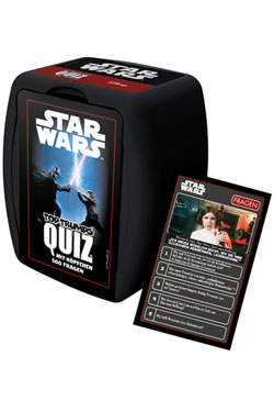 Star Wars Card Game Top Trumps Quiz *German Version*