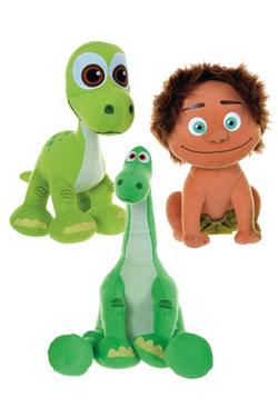 The Good Dinosaur Plush Figures 30 cm Assortment (10)