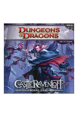 Dungeons & Dragons Board Game Castle Ravenloft english