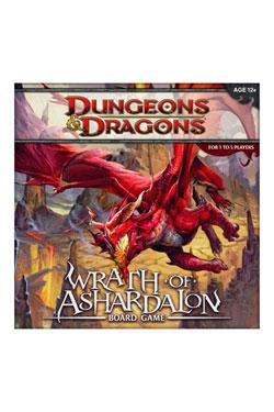 Dungeons & Dragons Board Game Wrath of Ashardalon english