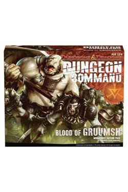 Dungeons & Dragons Dungeon Command Miniaturen Faction Pack Blood of Gruumsh englisch