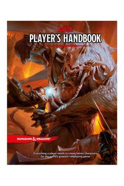 Dungeons & Dragons RPG Player's Handbook english