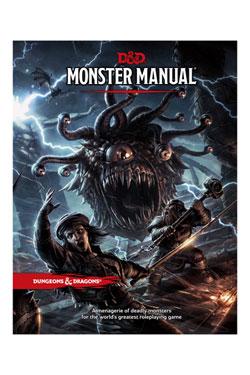 Dungeons & Dragons RPG Monster Manual english