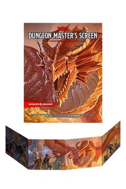 Dungeons & Dragons RPG Dungeon Master's Screen english