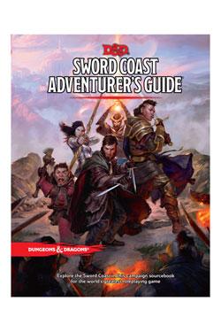 Dungeons & Dragons RPG Sword Coast Adventurer's Guide english