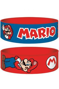 Super Mario Rubber Wristband Mario