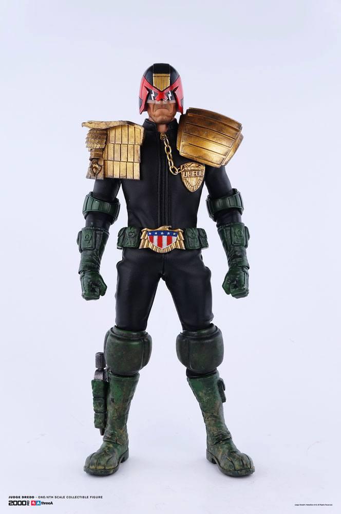 2000 AD Action Figure 1/6 Judge Dredd 31 cm