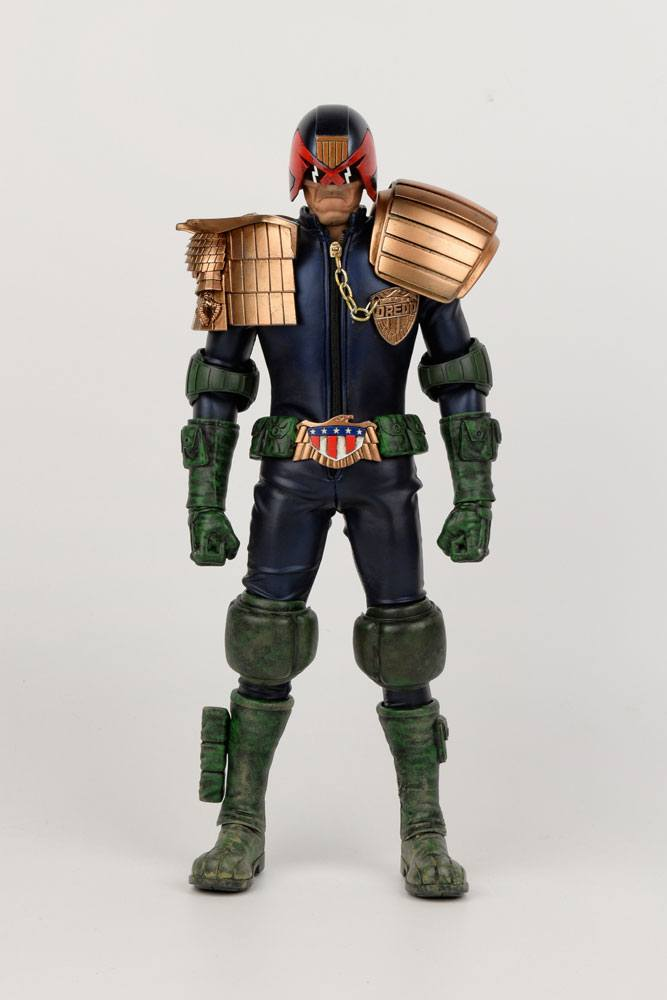 2000 AD Action Figure 1/6 Apocalypse War Judge Dredd 31 cm