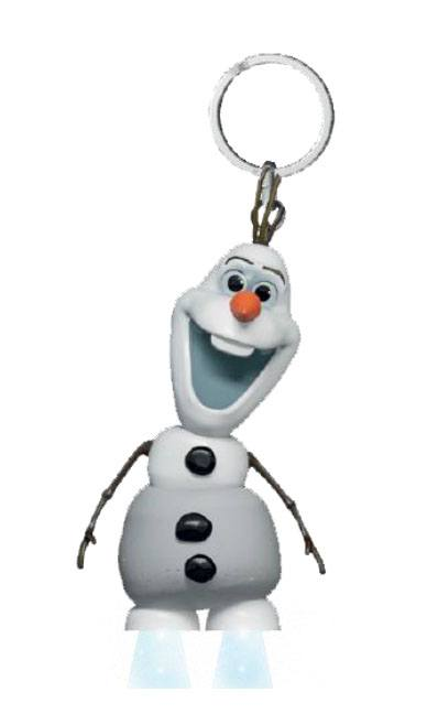 Frozen Keychain LED Torch Olaf