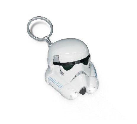 Star Wars Keychain LED Torch Stormtrooper 5 cm