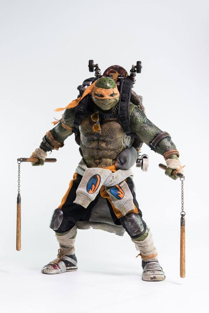 Teenage Mutant Ninja Turtles Out of the Shadows Action Figure 1/6 Michelangelo 30 cm