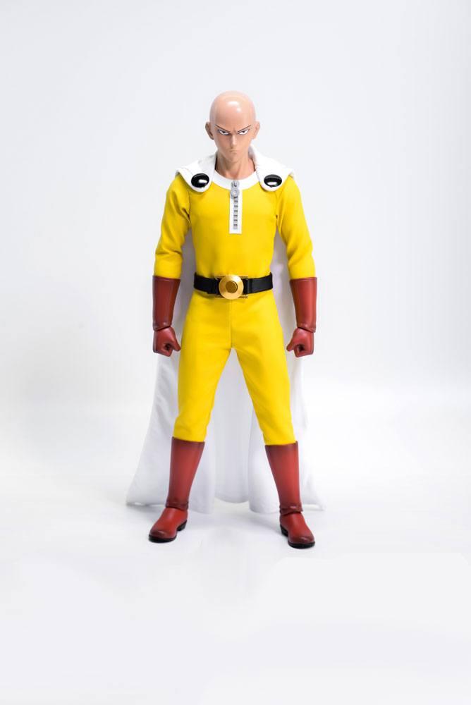 One Punch Man Action Figure 1/6 Saitama 30 cm