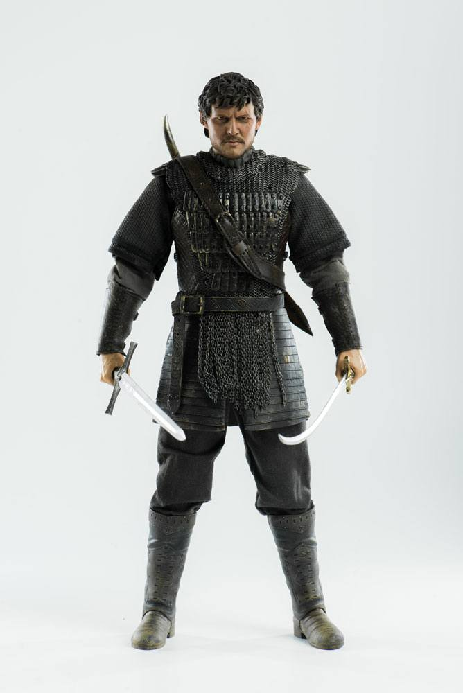 The Great Wall Action Figure 1/6 Pero Tovar 31 cm