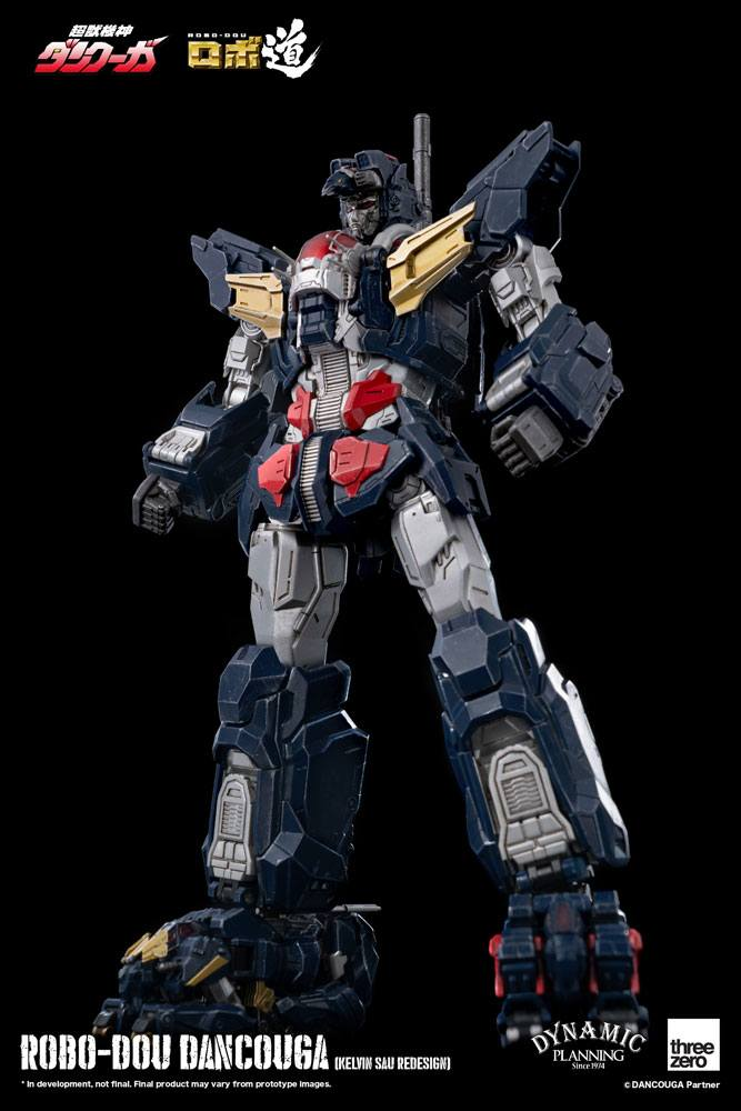 Dancouga - Super Beast Machine God Robo-Dou Action Figure Dancouga (Kelvin Sau Redesign) 33 cm