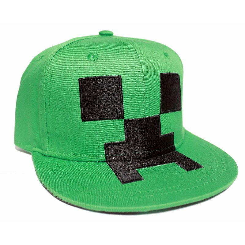 Minecraft Baseball Cap Creeper