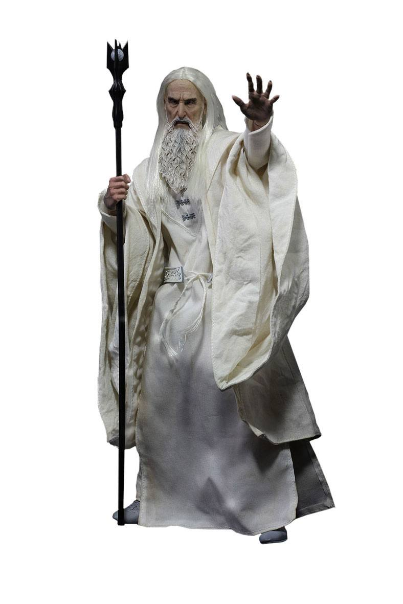 Lord of the Rings Action Figure 1/6 Saruman the White (Memorial Slim Version) 32 cm
