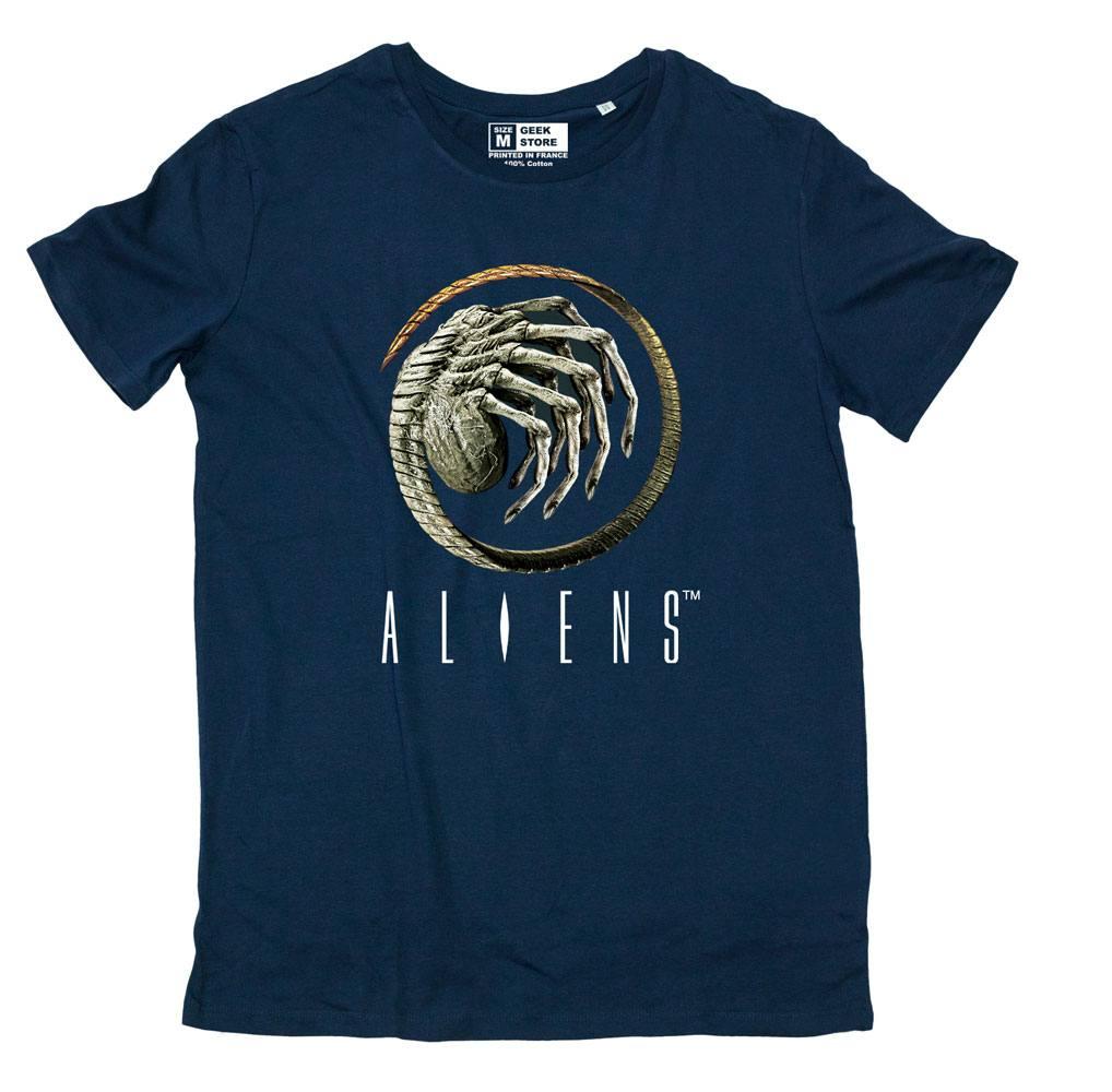 Alien T-Shirt Chestburster Size S