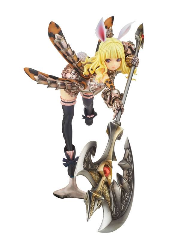 TERA (The Exiled Realm of Arborea) Statue Elin Berserker 26 cm