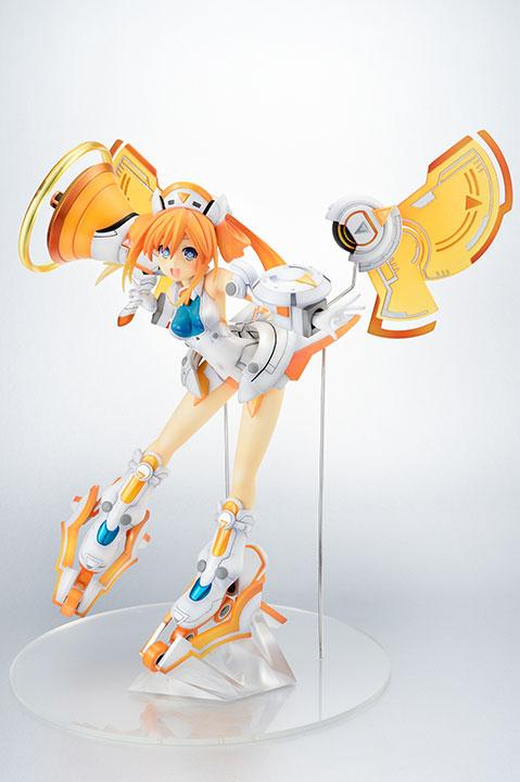 Megadimension Neptunia VII Statue 1/7 Orange Heart 27 cm