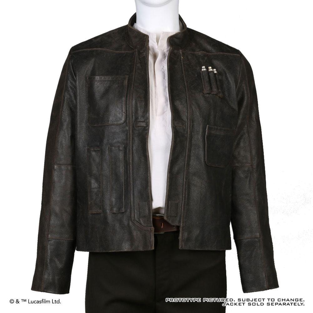 Star Wars Episode VII Replica Han Solo Jacket Size S