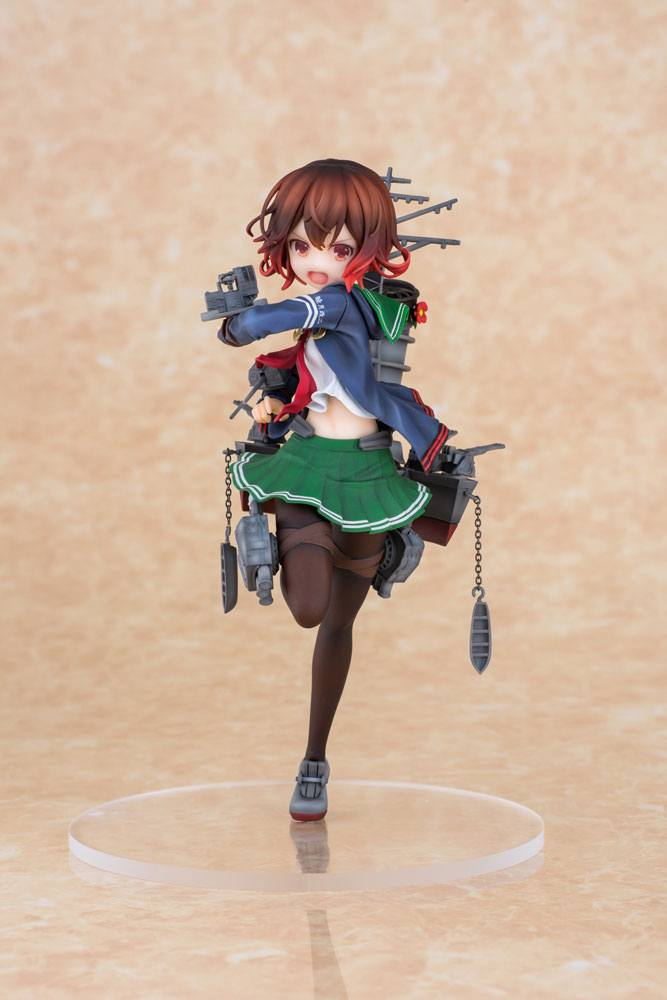 Kantai Collection Statue 1/7 Mutsuki Kaini 20 cm