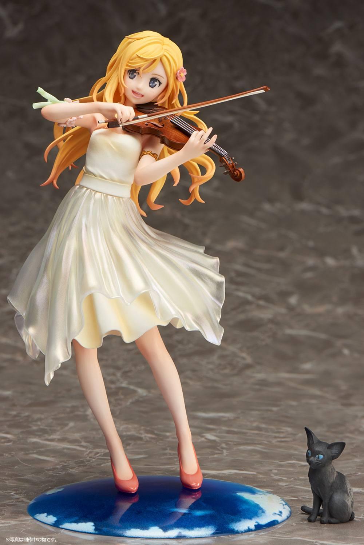 Your Lie in April Statue 1/8 Kaori Miyazono Dress Version 20 cm