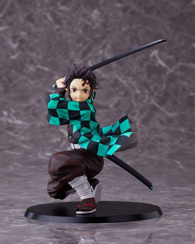 Demon Slayer: Kimetsu no Yaiba Statue Tanjiro Kamado (Standard version) 17 cm