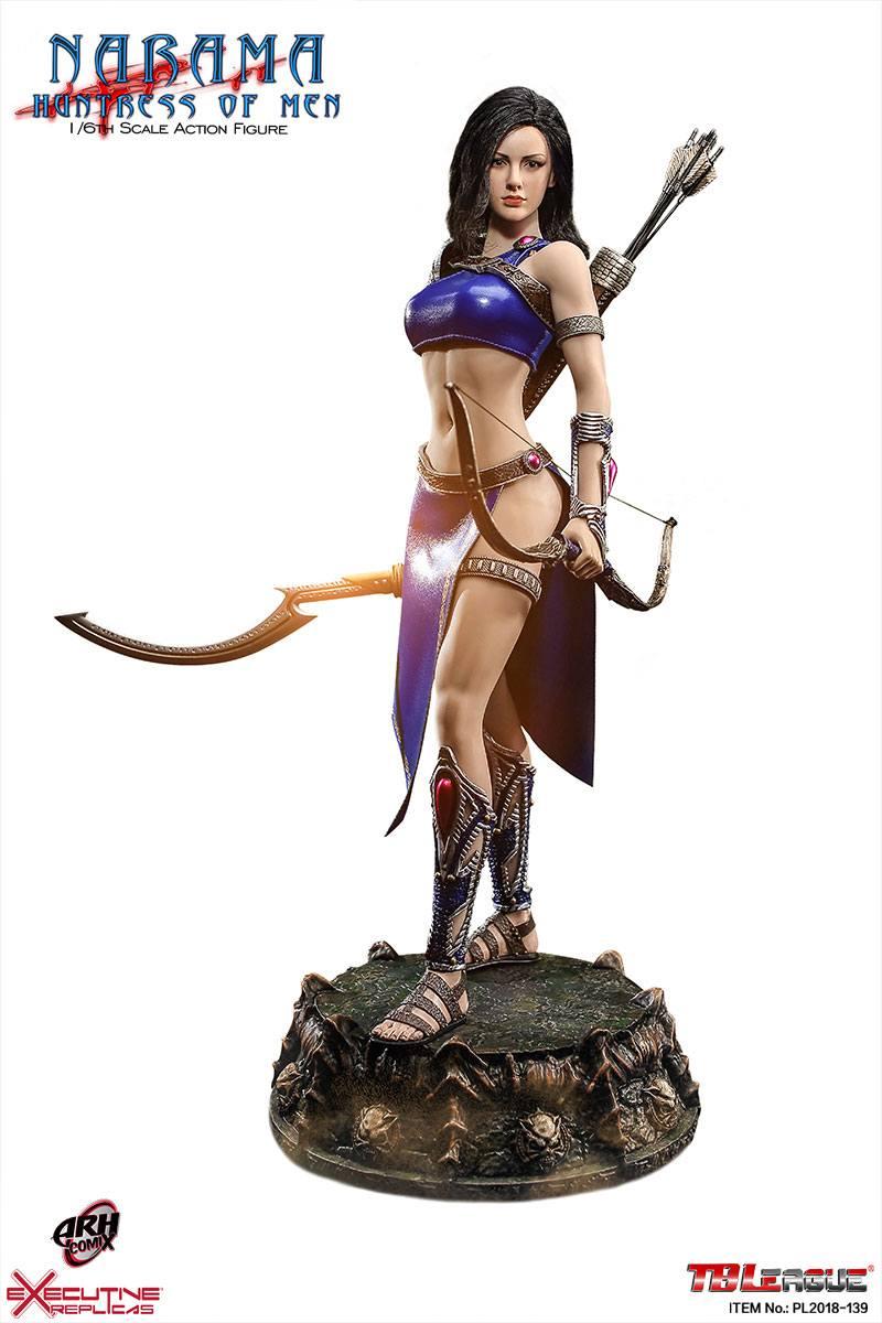 Narama Huntress of Men ARH ComiX 1/6 Action Figure by ARH Studios