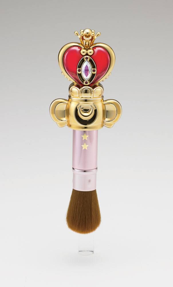 Sailor Moon Miracle Romance Cheek Brush Spiral Heart Moon Rod