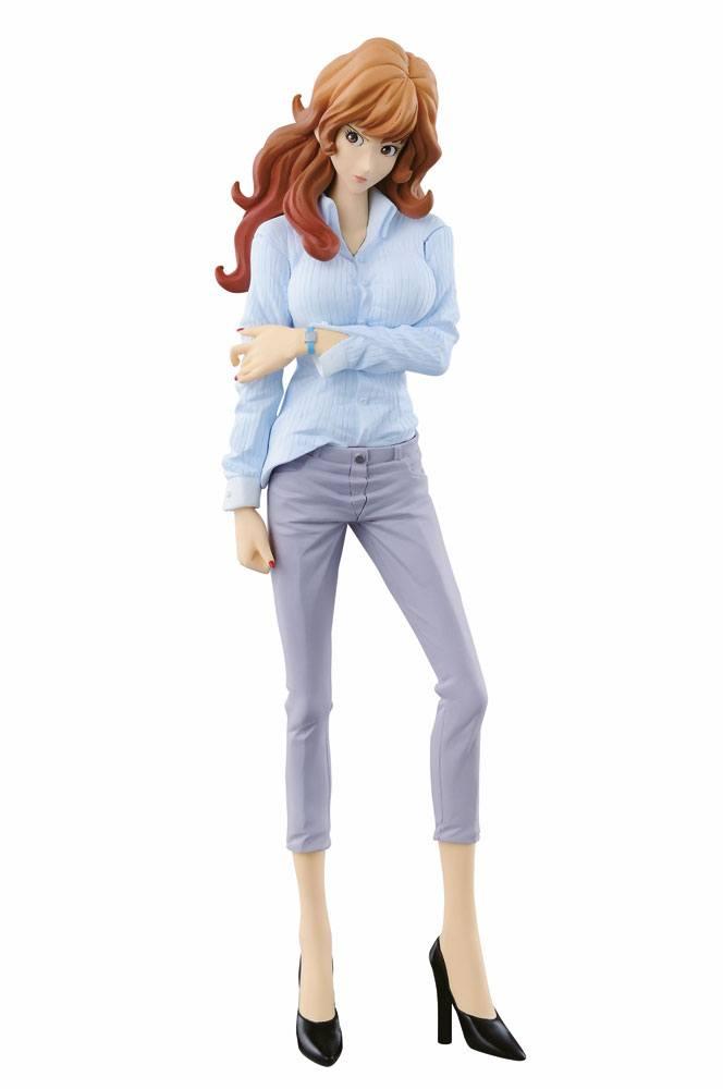Lupin III Master Stars Piece Figure Fujiko Mine 25 cm