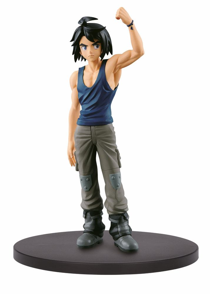 Mobile Suit Gundam Iron-Blooded Orphans DXF Figure Mikazuki Augus 16 cm