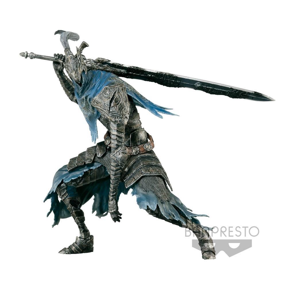 Dark Souls 2 Sculpt Collection Vol. 2 DXF Figure Artorias the Abysswalker 17 cm
