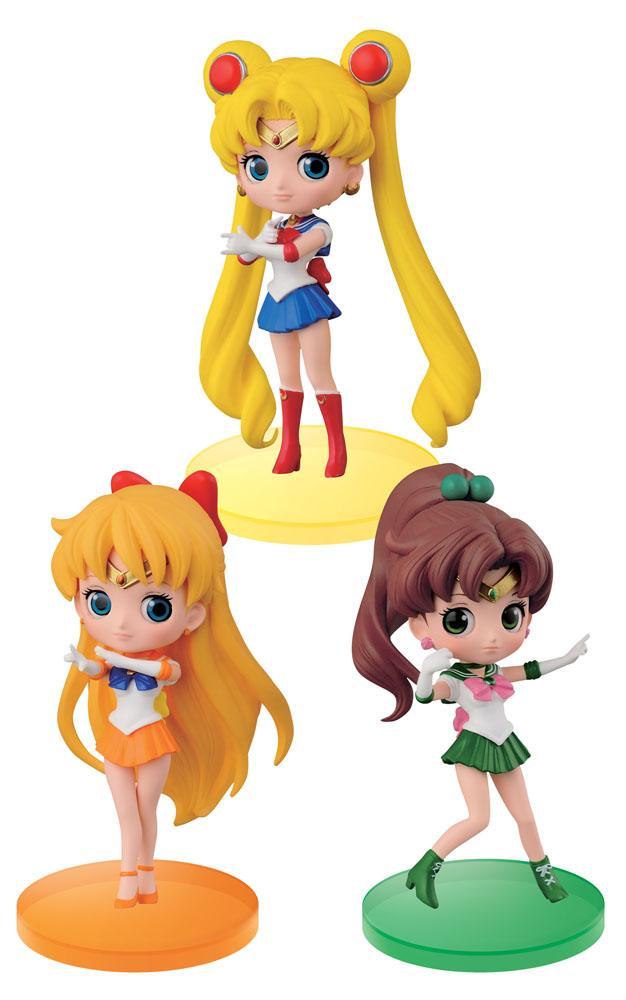 Sailor Moon Q Posket Figures 7 cm Assortment II (7)