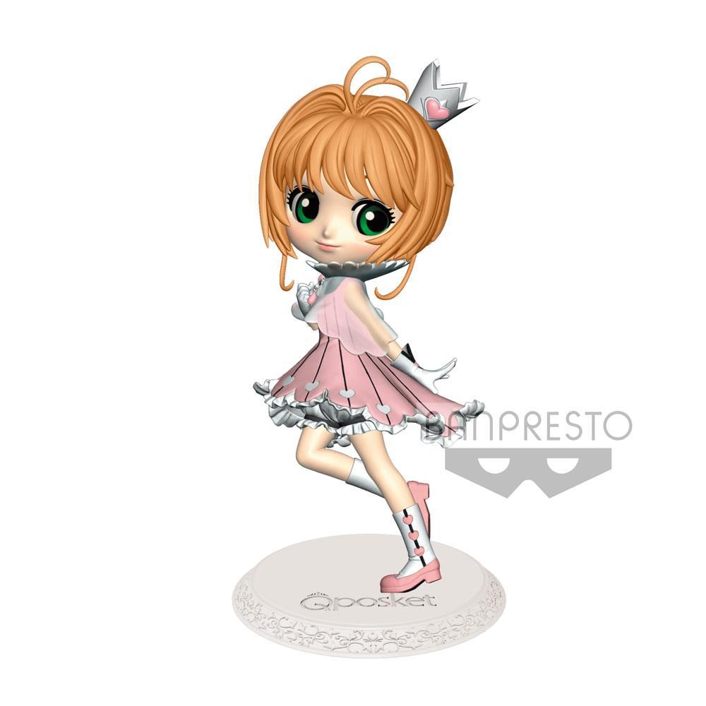 Cardcaptor Sakura Q Posket Mini Figure Sakura Kinomoto Dreamy Color Ver. 14 cm