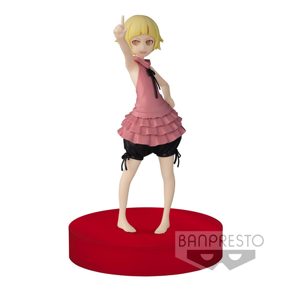 Kizumonogatari Monogatari Series SQ Figure Kiss-shot Acerola-Orion Heart-Under-Blade 15 cm