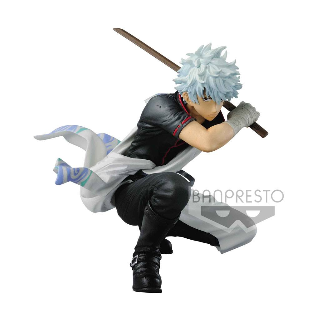 Gintama King Of Artist Figure Gintoki Sakata 15 cm