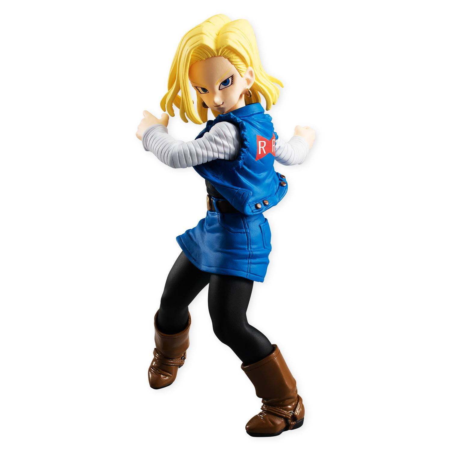 Dragonball Styling Collection Figure Android 18 9 cm